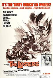 The Losers (1970) Poster - Movie Forum, Cast, Reviews