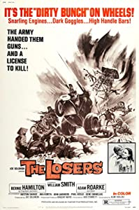 Download free movies The Losers by Jack Starrett [BDRip]