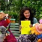 Annette Calud in Sesame Street (1969)