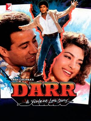 Honey Irani (screenplay) Darr Movie