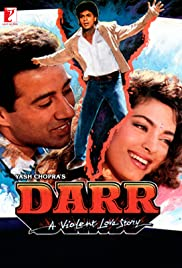 Darr (1993) Poster - Movie Forum, Cast, Reviews