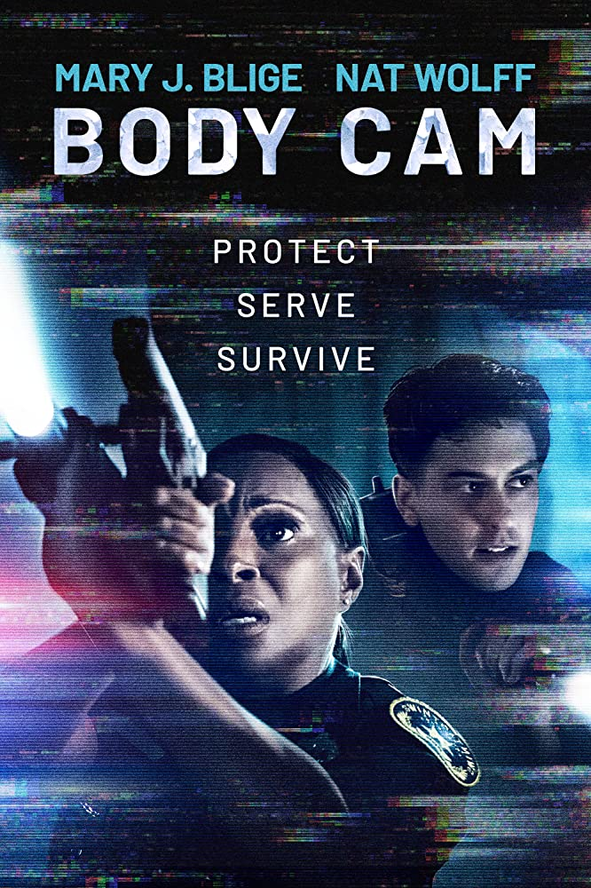 Mary J. Blige and Nat Wolff in Body Cam