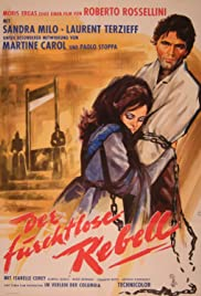 Vanina Vanini(1961) Poster - Movie Forum, Cast, Reviews