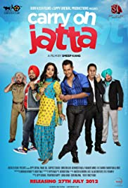 Carry on Jatta Poster