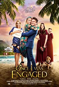 Bart Johnson, Hailey Smith, Clare Niederpruem, Allie Jennings, Paris Warner, and Tanner Gillman in Once I Was Engaged (2021)