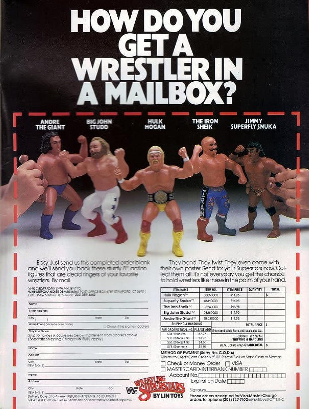 Hulk Hogan's Rock 'n' Wrestling (1985)
