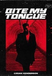 Logan Henderson: Bite My Tongue Poster
