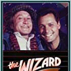 Douglas Barr and David Rappaport in The Wizard (1986)