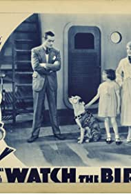 Bob Hope, Arline Dinitz, Nell O'Day, and Pete the Dog in Watch the Birdie (1935)