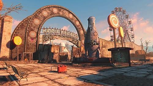 Fallout 4: Nuka World Dlc Trailer