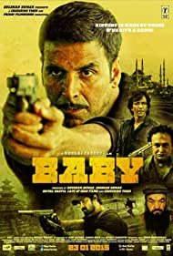 Baby (2015) Poster - Movie Forum, Cast, Reviews
