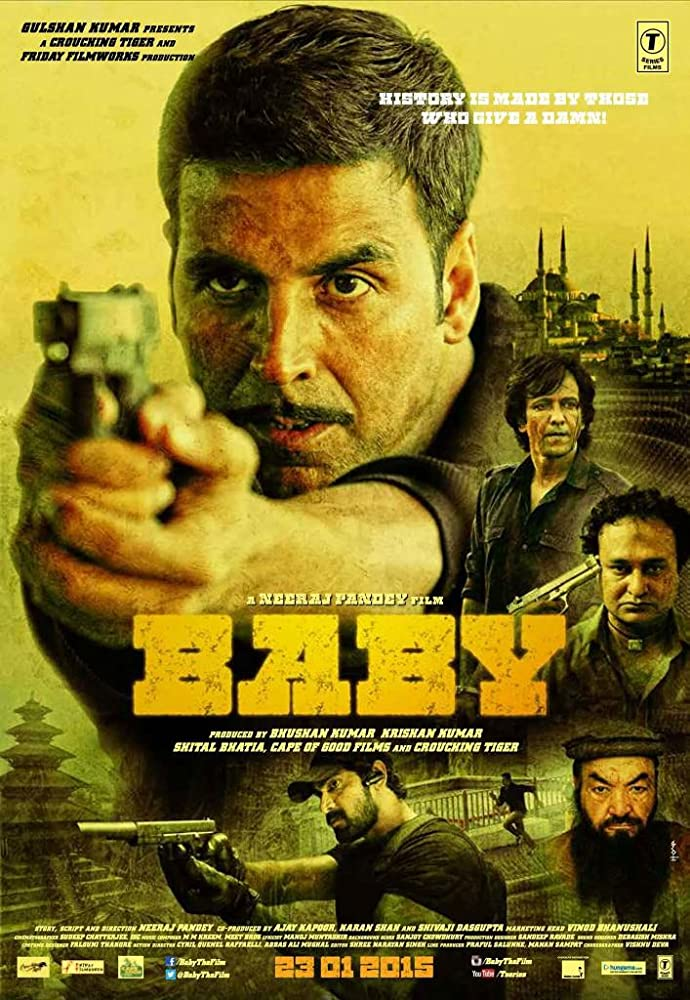 Baby 2015 Hindi 720p BluRay ESub 1.4GB Download