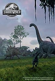 Jurassic World VR Expedition Poster