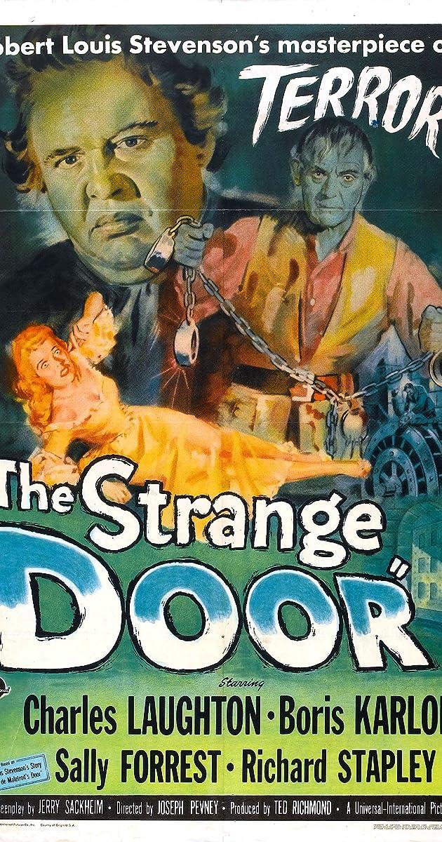 the strange door  1951