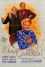 Wiener G'schichten Poster