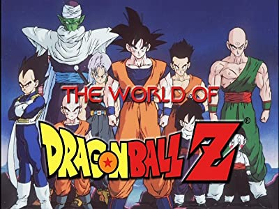 The World of Dragon Ball Z download torrent
