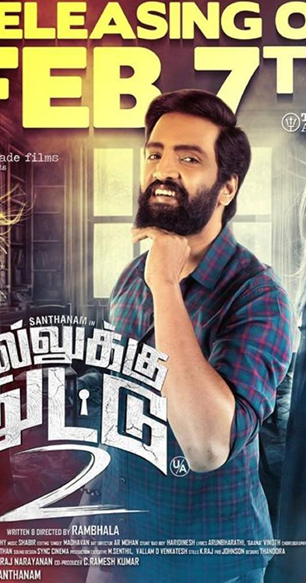 Dhilluku Dhuddu 2 Torrent Download