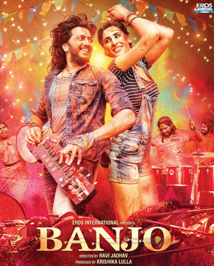 Banjo (2020) Hindi Movie 720p WEB-DL 700MB Download