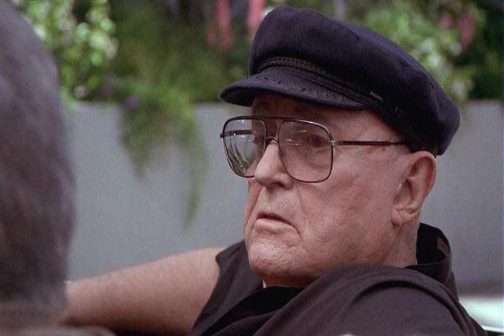 Rod Steiger in The Last Producer (2000)