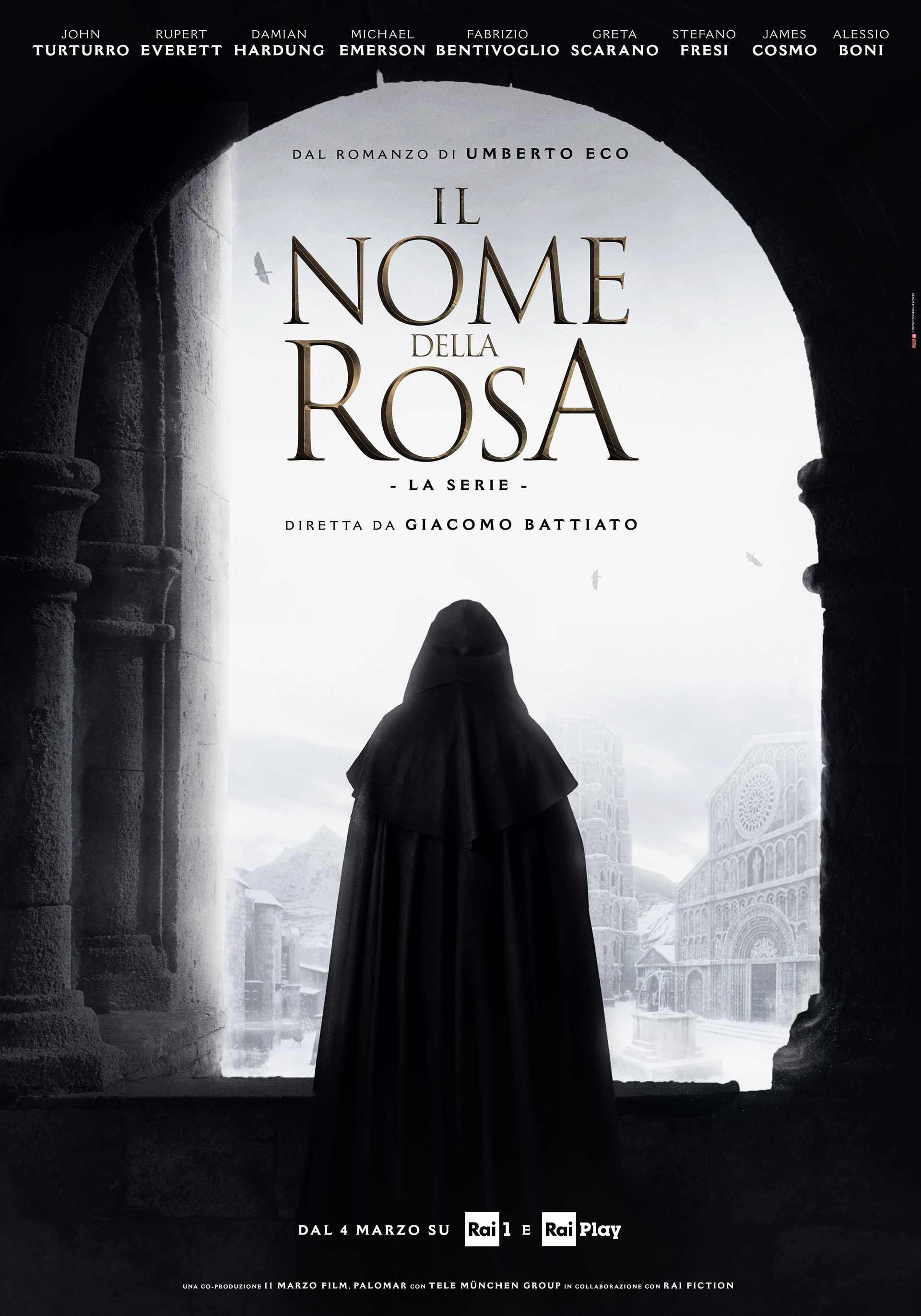 The Name of the Rose (TV Series 2019– ) - IMDb