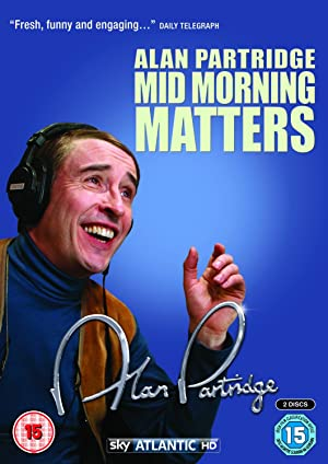 Where to stream Mid Morning Matters with Alan Partridge
