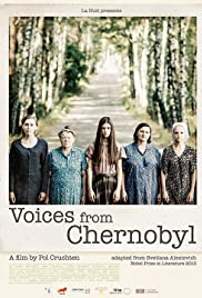 Voices from Chernobyl Poster