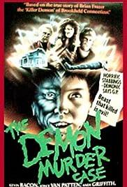 The Demon Murder Case(1983) Poster - Movie Forum, Cast, Reviews