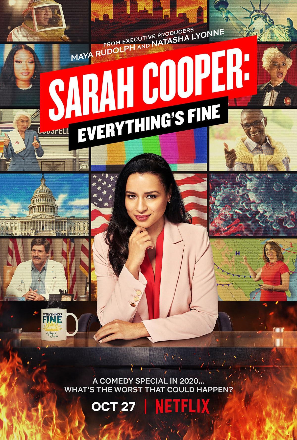 莎拉·古柏:天下太平 | awwrated | 你的 Netflix 避雷好幫手!