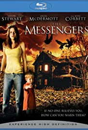 Exhuming 'The Messengers' Poster