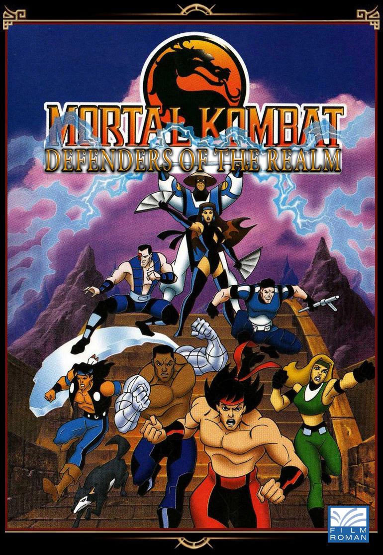 Mortal Kombat Defenders Of The Realm Tv Series 1995 1996 Imdb