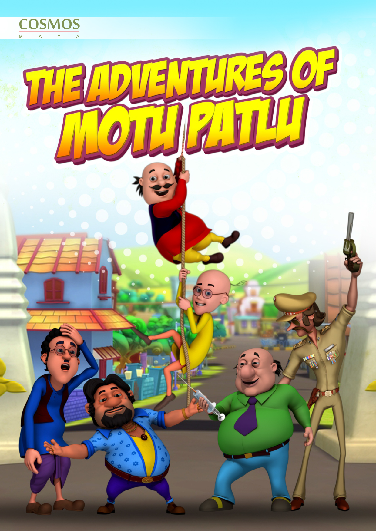 Motu Patlu Tv Series 2012 Photo Gallery Imdb