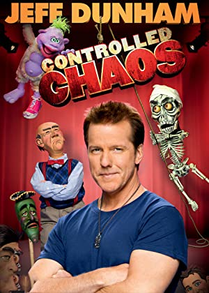 poster for Jeff Dunham: Controlled Chaos