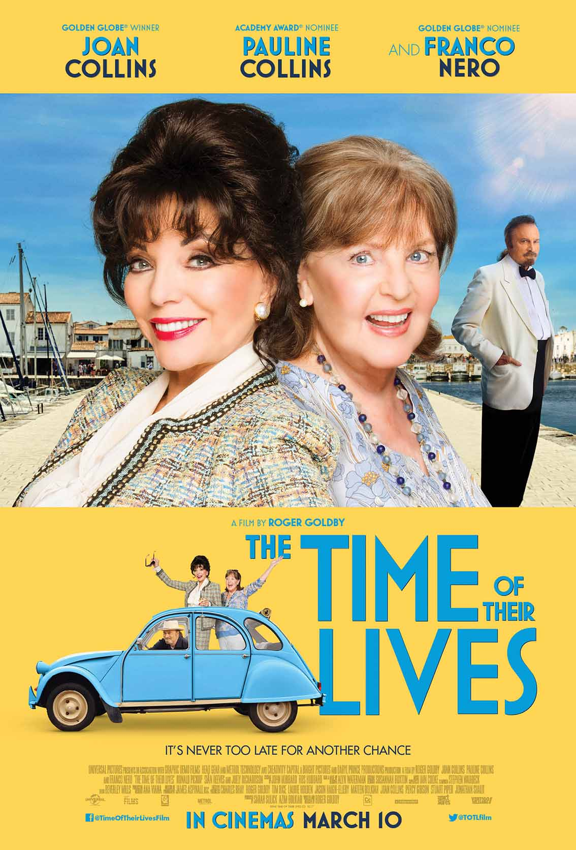 The Time of Their Lives (2017) - IMDb