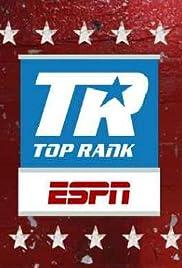 ESPN Top Rank Boxing Poster