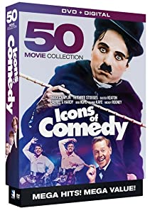 Icons of Comedy: 50 Movie Mega Pack 720p movies
