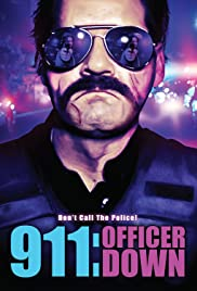 911: Officer Down Poster
