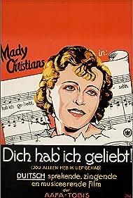 Mady Christians in Dich hab ich geliebt (1929)