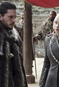 Primary photo for The Dragon and the Wolf