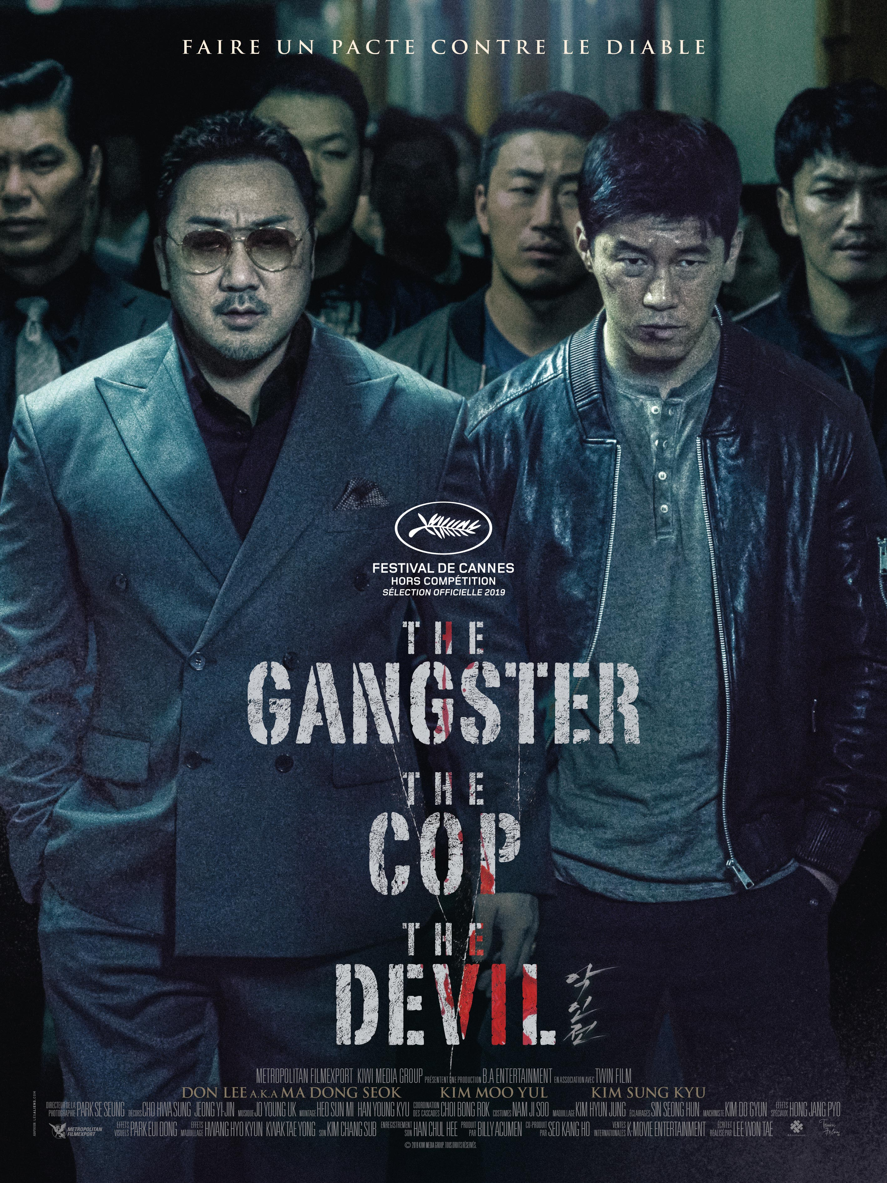 The Gangster The Cop The Devil (2019) Dual Audio 720p WEBRip [Hindi + English] Free Download
