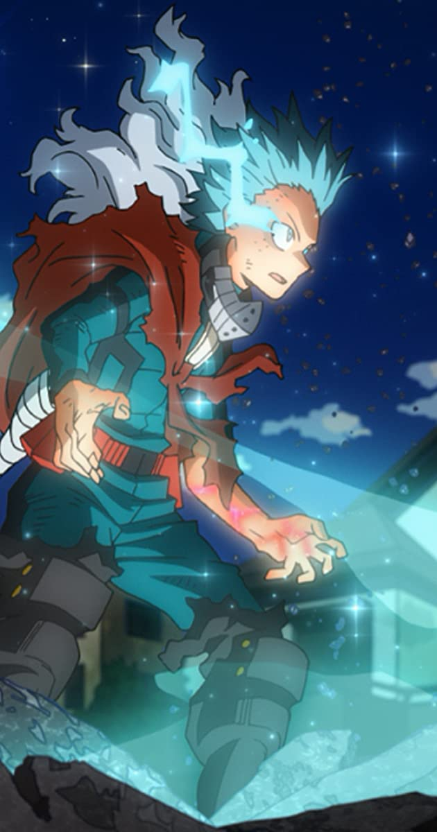 My Hero Academia Infinite 100 Tv Episode 2020 Imdb Then again, he does say that he wanted to meet her no matter what, because he had general info: my hero academia infinite 100 tv
