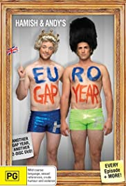 Hamish & Andy's Euro Gap Year Poster - TV Show Forum, Cast, Reviews
