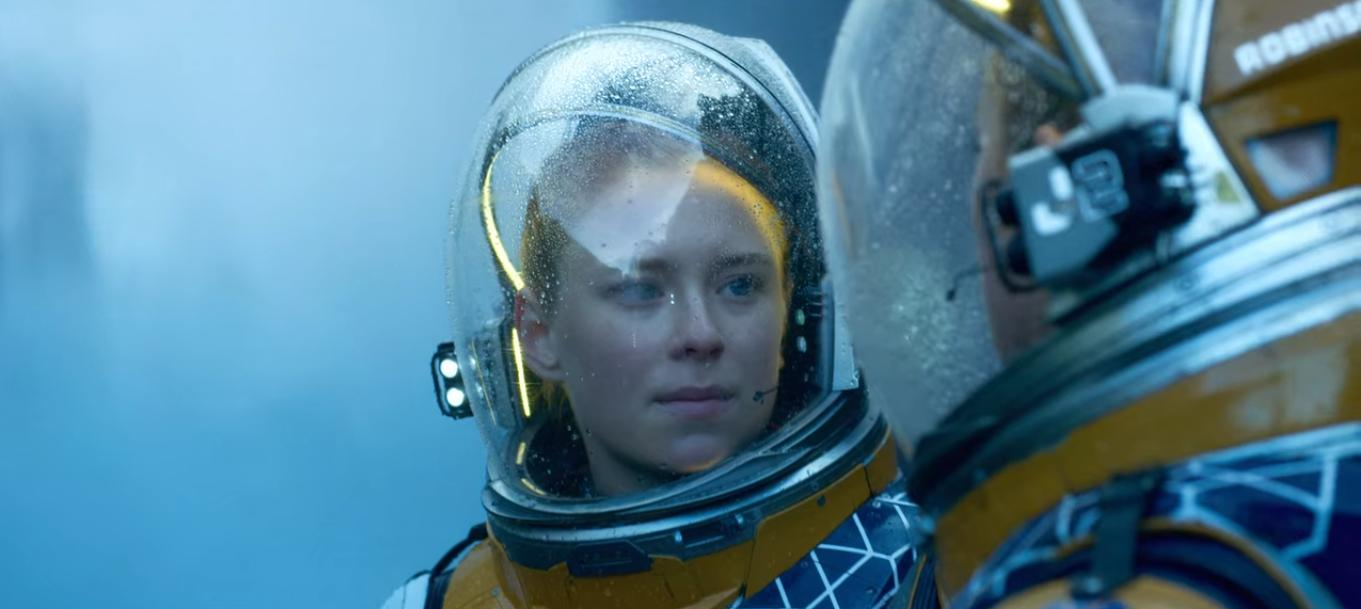 Mina Sundwall in Lost in Space (2018)