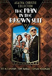 The Man in the Brown Suit Poster