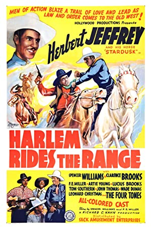Where to stream Harlem Rides the Range