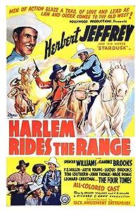 Harlem Rides the Range none