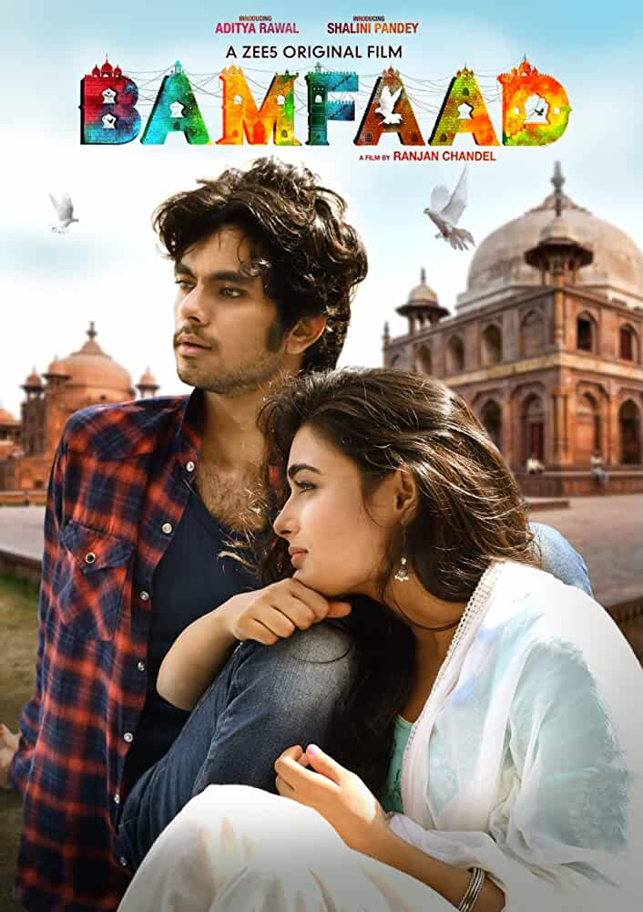 Bamfaad (2020) Hindi 720p HDRip x264 AAC ESubs [800MB] Full Bollywood Movie