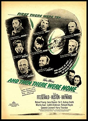 Movie And Then There Were None (1945)