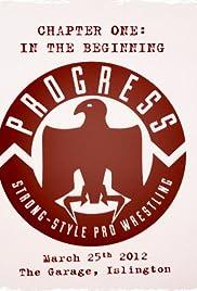 PROGRESS Wrestling Poster