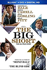 The Big Short: Unlikely Heroes - The Characters of the Big Short Poster
