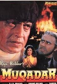 Muqaddar Poster